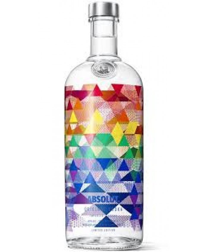absolut vodka limited edition 2018